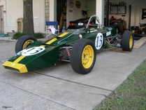 abrussich-Lotus Type 61