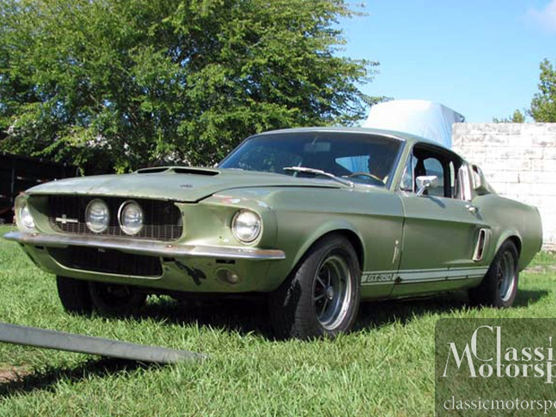 1967 Shelby GT 350 | Project Cars |