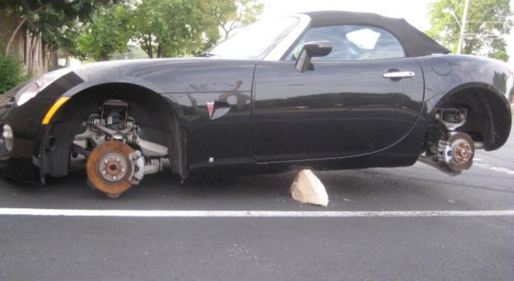 Found a Pontiac in Memphis, TN