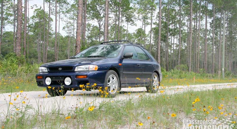 2000 Subaru Impreza Wagon