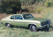 Clarty-Chevrolet Nova
