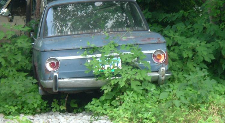 Found a BMW in Louisville, KY