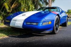 CaptRon400-Chevrolet Corvette Grand Sport