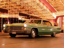 Keith Tanner-Cadillac Sedan Deville Hardtop