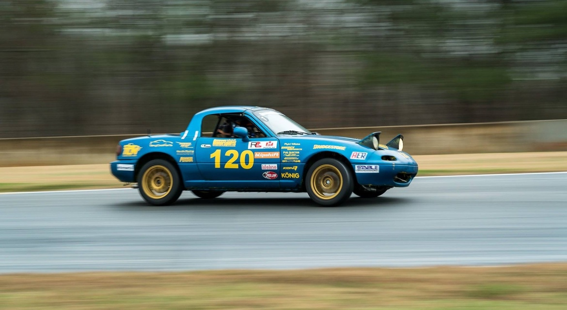Turbo Mazda Miata Low-Buck Race Car | Project Cars | Grassroots ...
