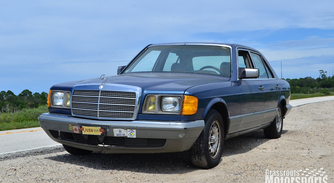 1984 Mercedes-Benz 300SD