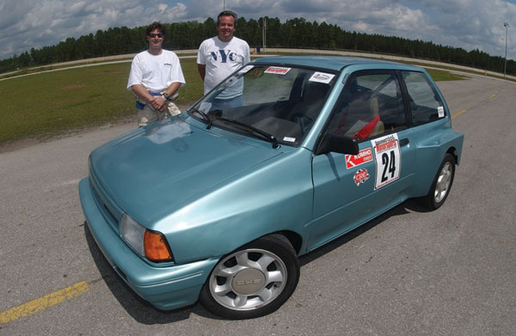 Bill Gotwalt: 1988 Ford Festiva SHOgun
