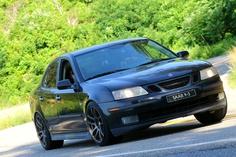 StillNoCones-Saab 9-3 Linear