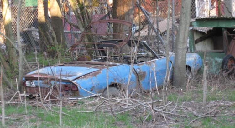 Found a Fiat in Sicklerville, NJ