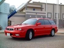 Crash Enburn-Subaru 2.5 GT Wagon