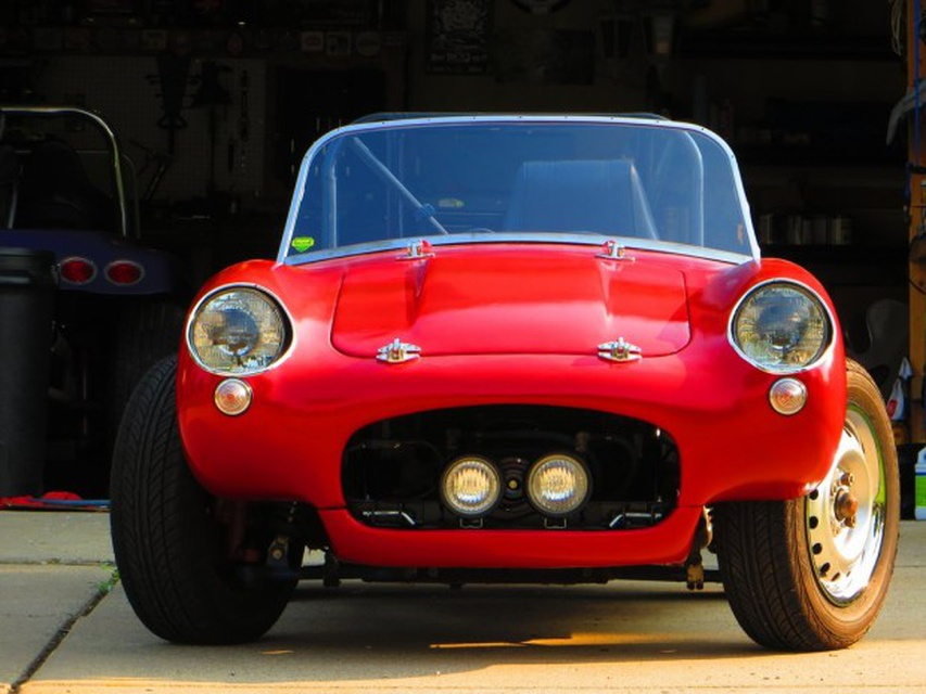 Classic Motorsports Car Catcher A Special Berkeley Classic