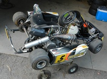 WSRdriver-Honda CRG shifter kart