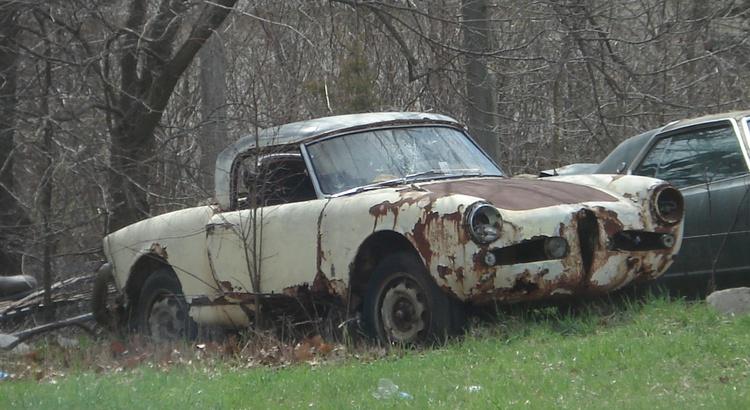 Found a Alfa Romeo in Eskridge, KS