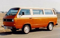 Clarty-Volkswagen Vanagon