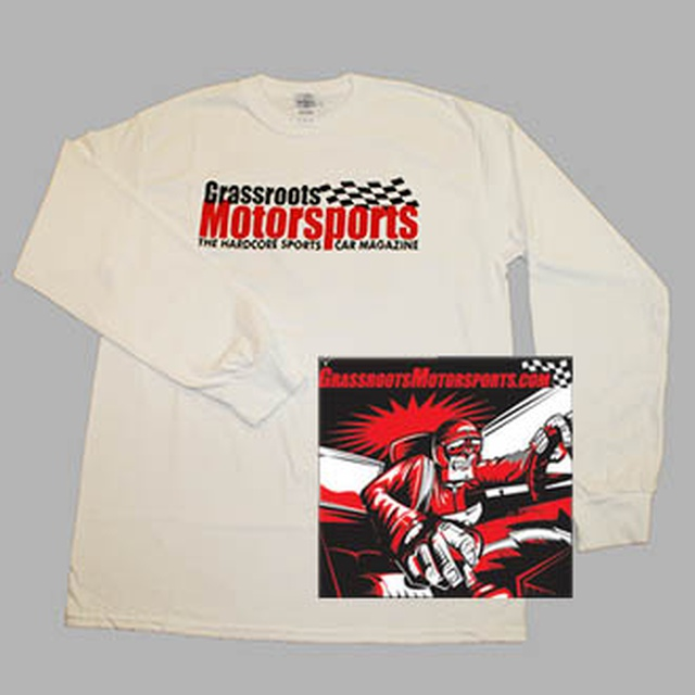 Grassroots Motorsports Forum: Get Your Grassroots Motorsports Long Sleeve T-Shirts