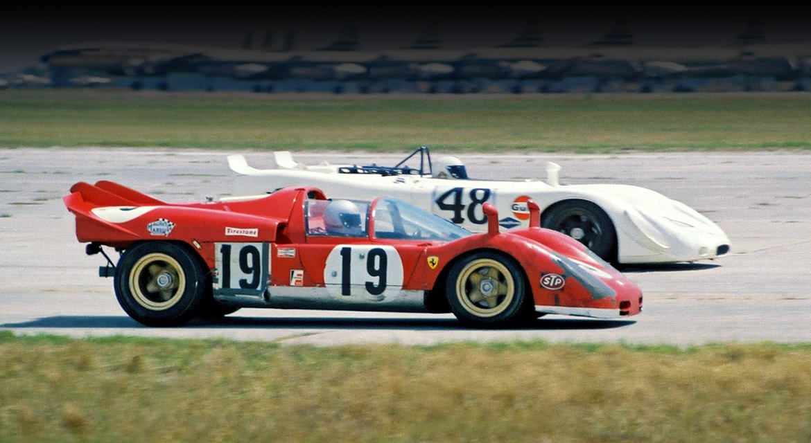 The Best of Both Worlds: Cars and Planes  Classic Motorsports   forum  