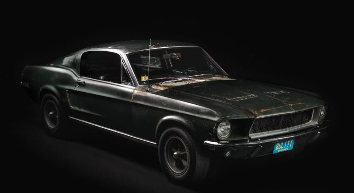 Original Bullitt Mustang to Appear at Amelia Island Concours d ...