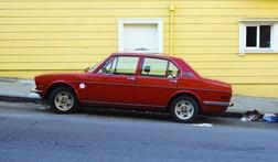 JeffB-Alfa Romeo Alfetta Sedan