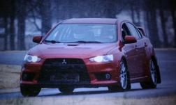 blkmajik-Mitsubishi Lancer Evolution X GSR
