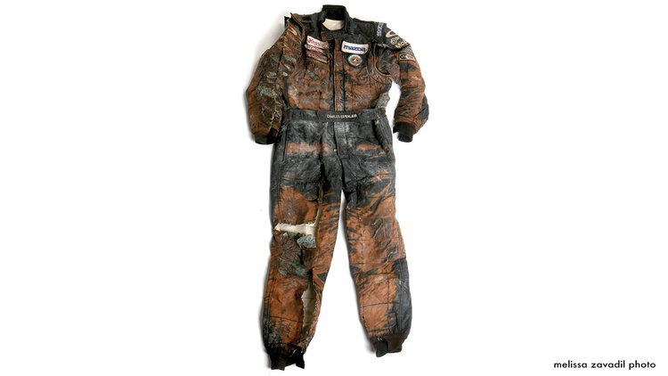 When it comes to your driving suit, it doesn't matter which designer colors you pick or how many patches you put on it—its primary function is to save your life if there's a fire.