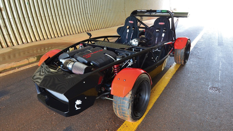 Exocets Done Three Different Ways   Articles   Grassroots Motorsports