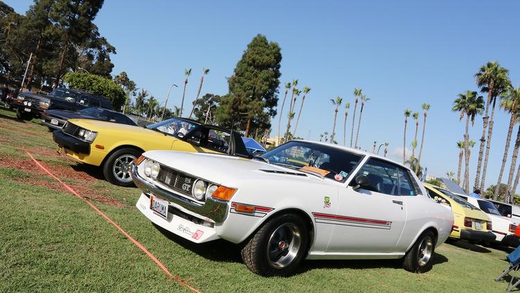 1974 Toyota Celica GT.