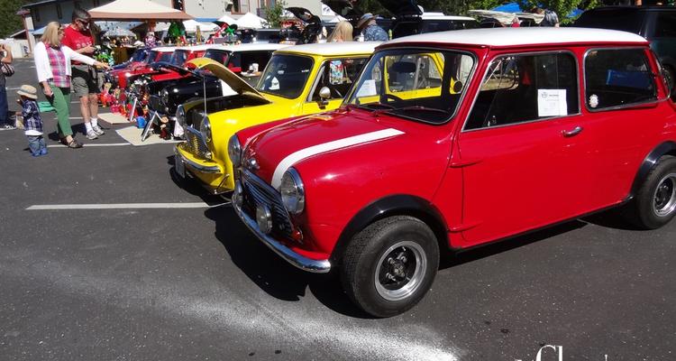 1967 Austin Mini Cooper S Project Cars Classic Motorsports