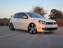 Darren Vannoy-Volkswagen Golf TDI