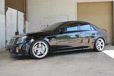 shedwerks-Cadillac CTS-V