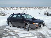 MrMcTavish-Subaru Impreza Outback Sport