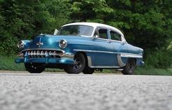 Patrick-Chevrolet 1954 Belair