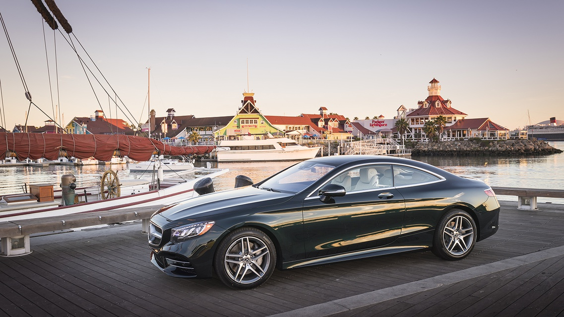 2018 Mercedes-Benz S560 4Matic Coupe  Grassroots Motorsports