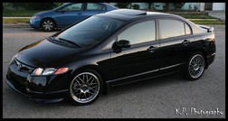 kpWRX-Honda Civic Si Sedan