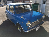 BFH_Garage-Austin Mini 1000