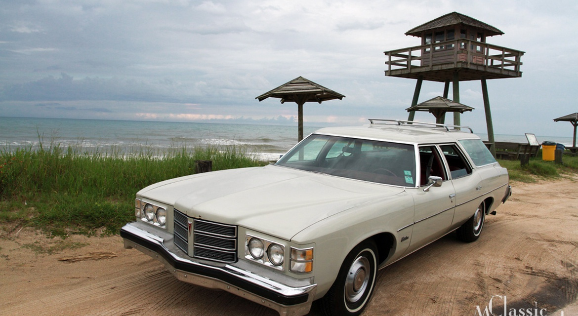 1975 Pontiac Catalina Safari
