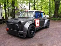 minirally-Austin mini race