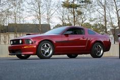 dblackattack-Ford Mustang GT