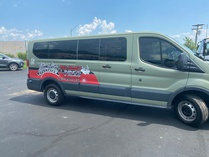Hannotek-Ford Transit 350 XL (low roof)