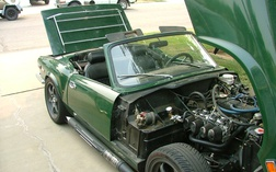 greenhornet45-Triumph SPITFIRE 1500 FEDERAL MODEL