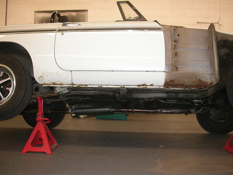 Off Our Rockers, New Sills for This Old MGB | Articles
