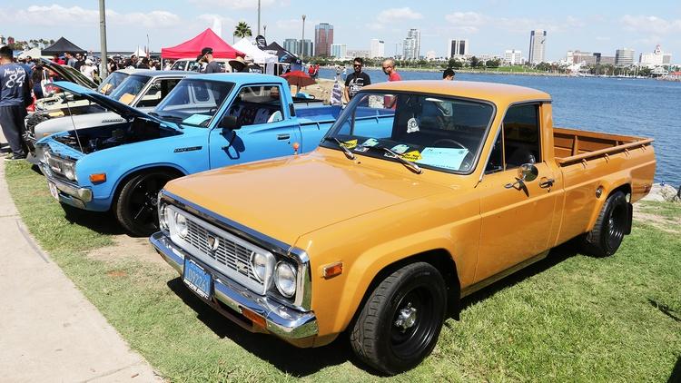 1975 Mazda REPU.