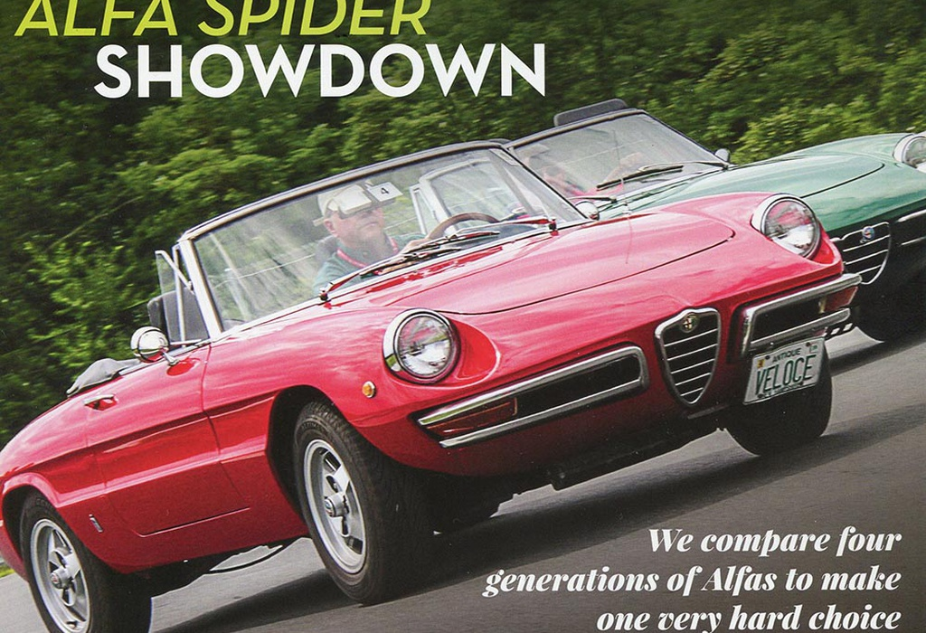 We compare four generations of Alfas to make one very hard choice