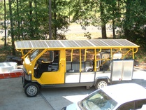 Ben_Modified-Toyota Solar Electric Handicap Access Van