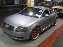 CriticalDrew-Audi TT 225hp ALMS Edition