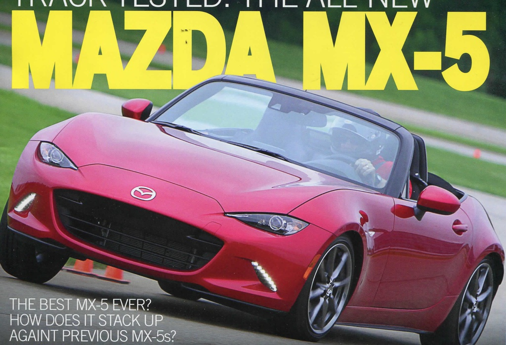 The All-New Mazda MX-5