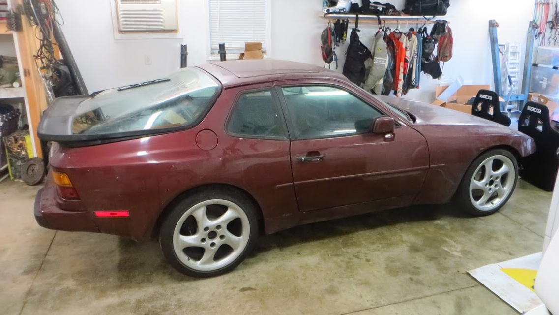 Your Projects: V8 Porsche 944| Grassroots Motorsports forum |