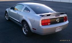reflexr-Ford Mustang Pony