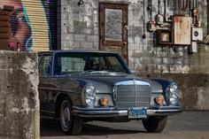 tbgrt-benz Mercedes 280SE 4.5