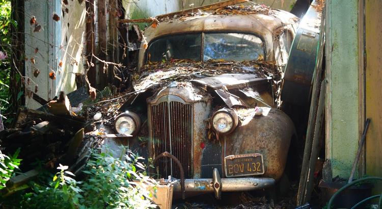 Found a Buick in Berkeley, CA