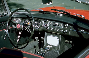 The 1962-1980 MGB | Articles | Classic Motorsports